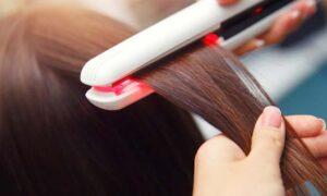 آموزش کراتینه کردن مو در خانه