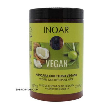 ماسک مو وگان اینوآر inoar vegan
